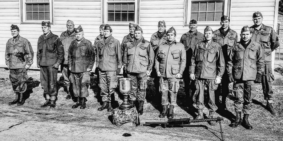 Home - Fox Company, 2/506 PIR, 101st Airborne Division (East